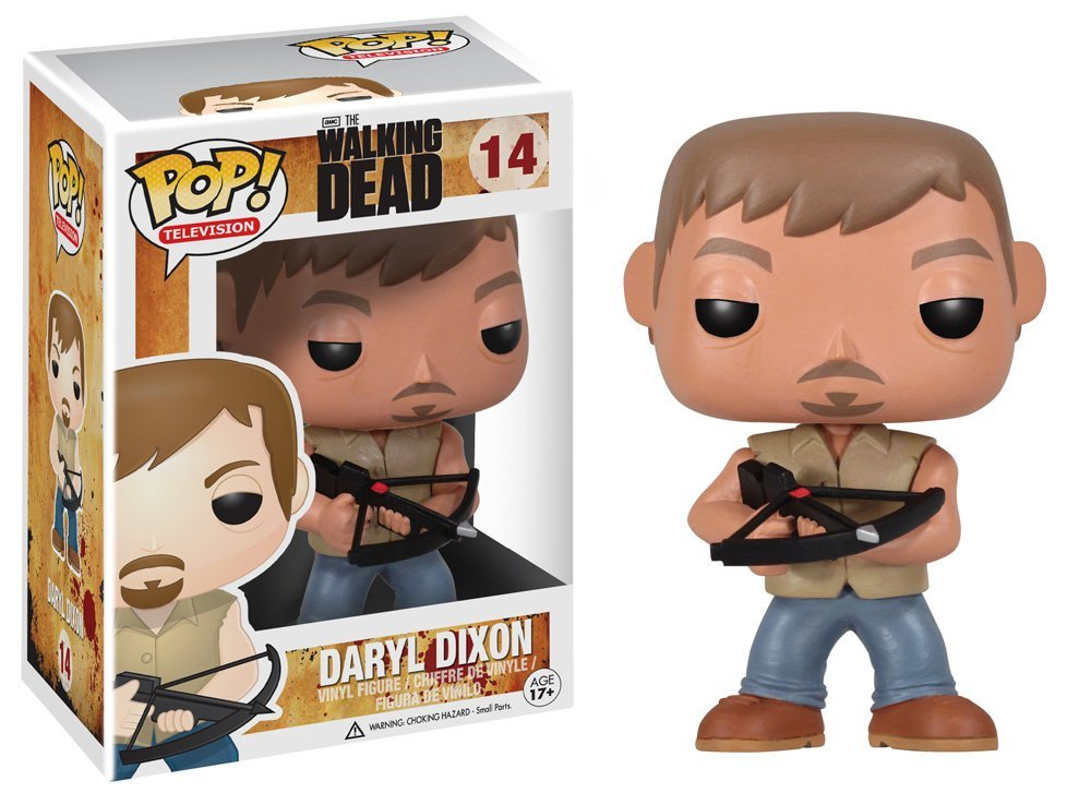 Daryl Dixon Doll – The Walking Dead