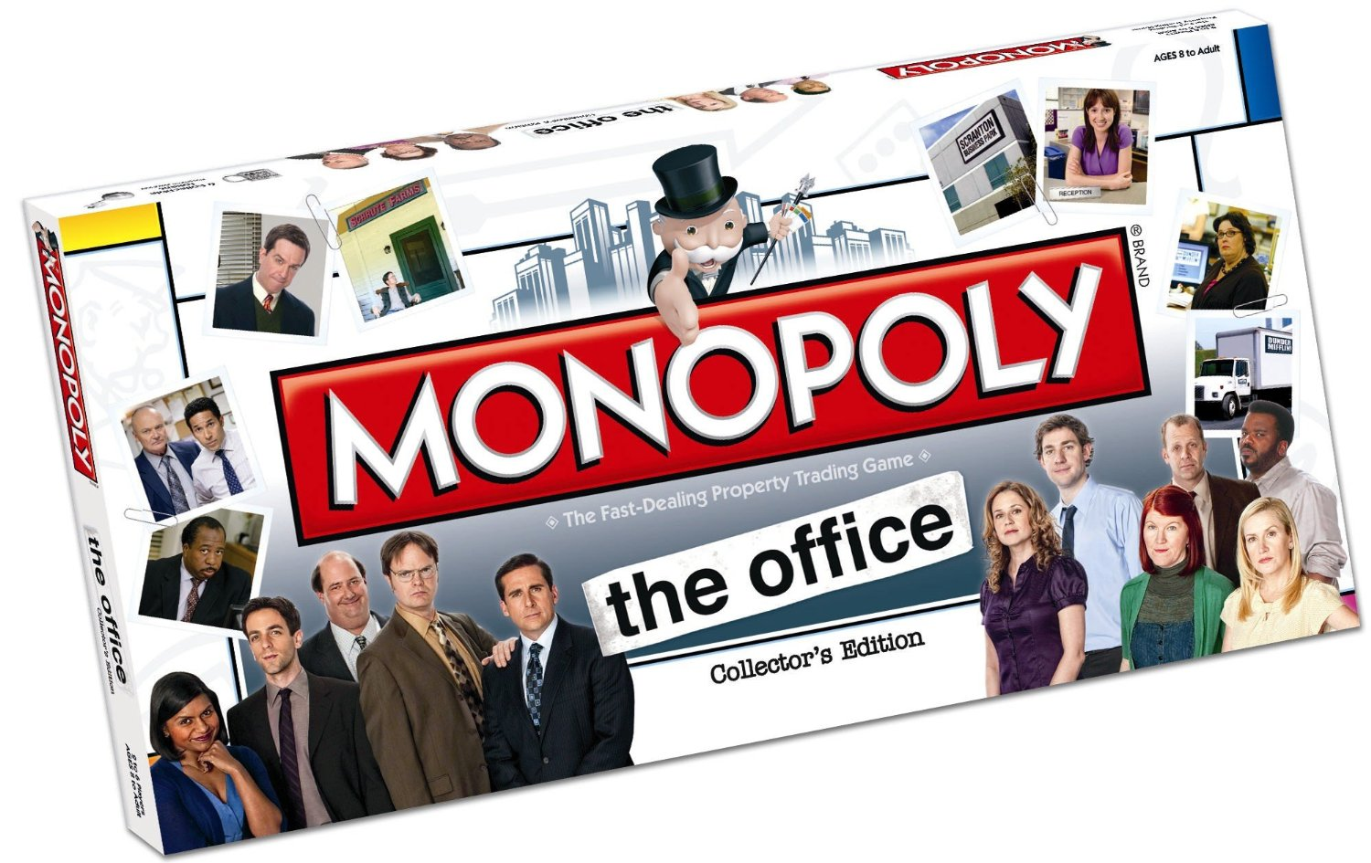 The Office Monopoly