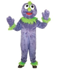 Mr. Mcgibbletts Costume – The League