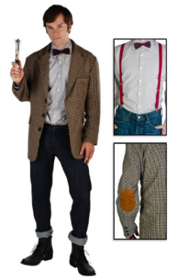 Doctor Professor Costume – Doctor Who