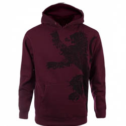 Lannister Distressed Sigil Hoodie – Game Of Thrones