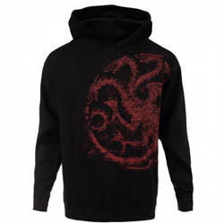 Targaryen Sigil Hoodie – Game Of Thrones