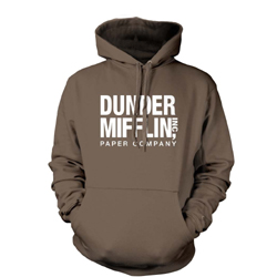 Dunder Mifflin Hoodie – The Office