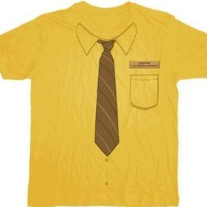Dwight Mustard Shirt – The Office