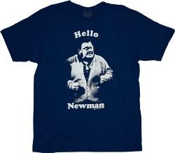 Hello Newman Tee – Seinfeld