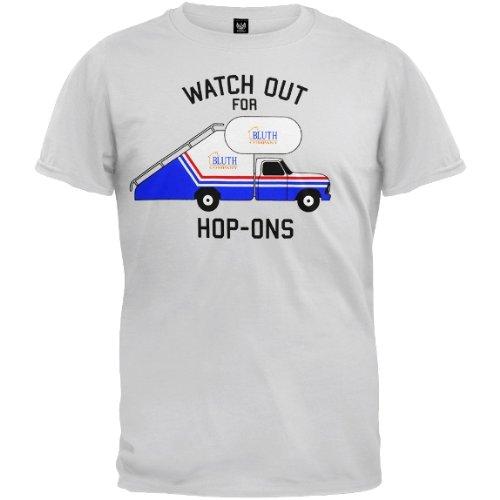 Hop-Ons Tee – Arrested Development