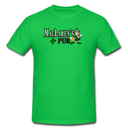 MacLaren's Pub Tee – How I Met Your Mother