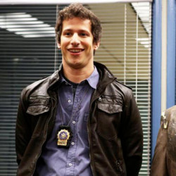 Peralta's Leather Jacket – Brooklyn Nine Nine