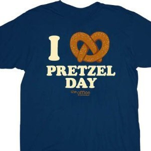 Pretzel Day – The Office