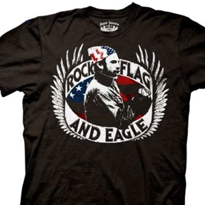 Rock, Flag, Eagle – Always Sunny