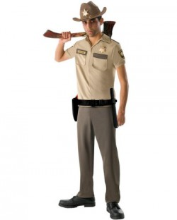Rick Grimes Costume – The Walking Dead