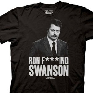 Ron Swanson – Parks and Recreation