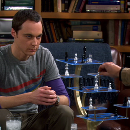 Star Trek Tri-Dimensional Chess Set – The Big Bang Theory