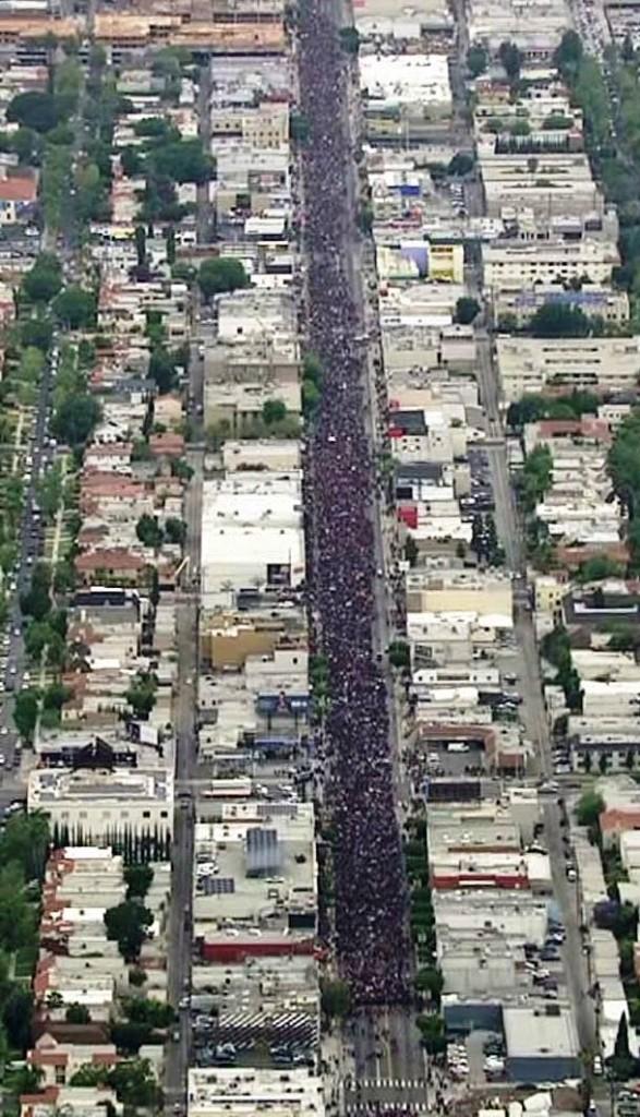 Protest 24 April