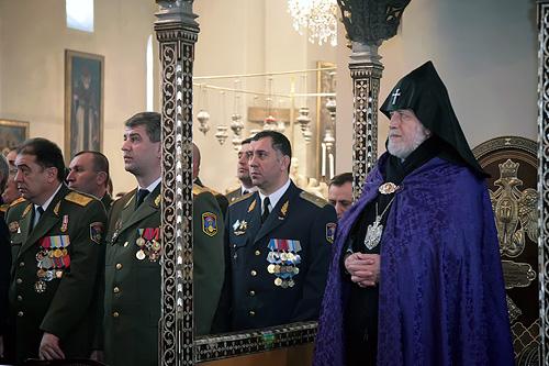 ermeni ordusu