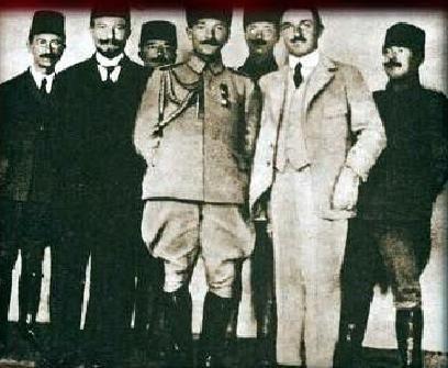 Atatürk Samsuna Çıkışı