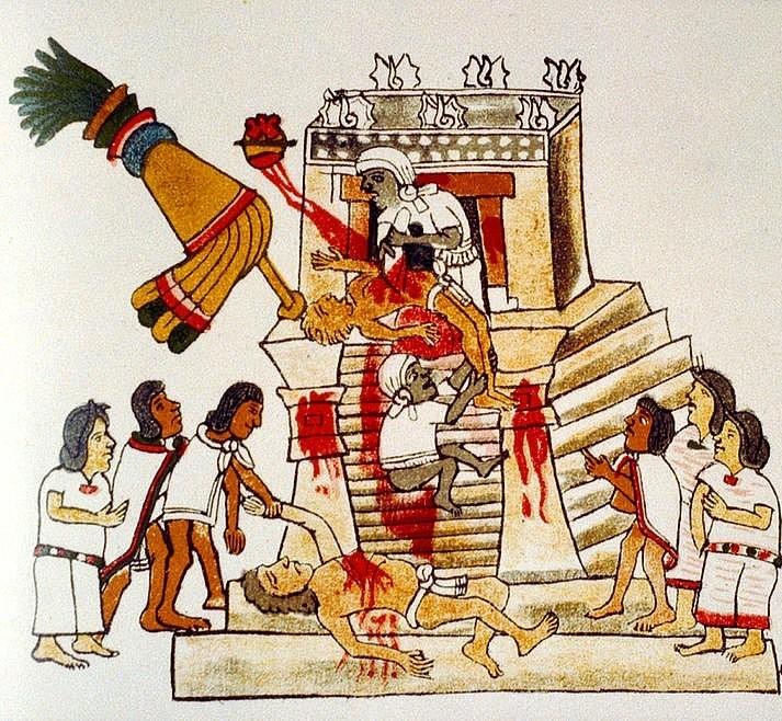 kurban-aztek