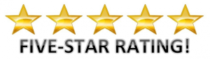 Five Star Rating