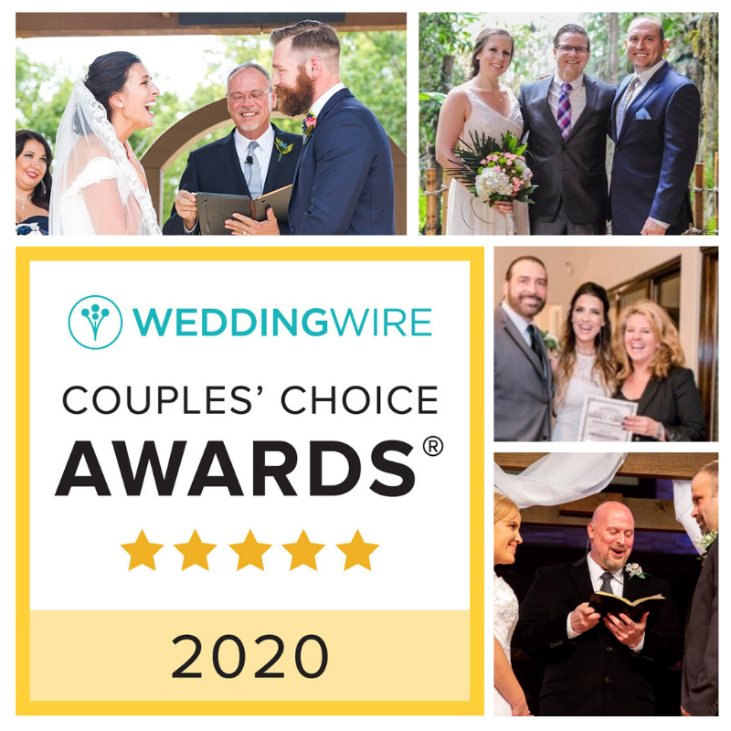 Loving Celebrations Receives Distinction in the 12th Annual WeddingWire Couples' Choice Awards®