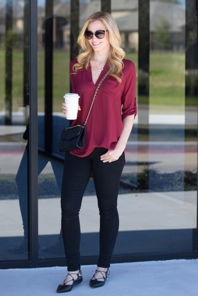Tunic and Jeans
