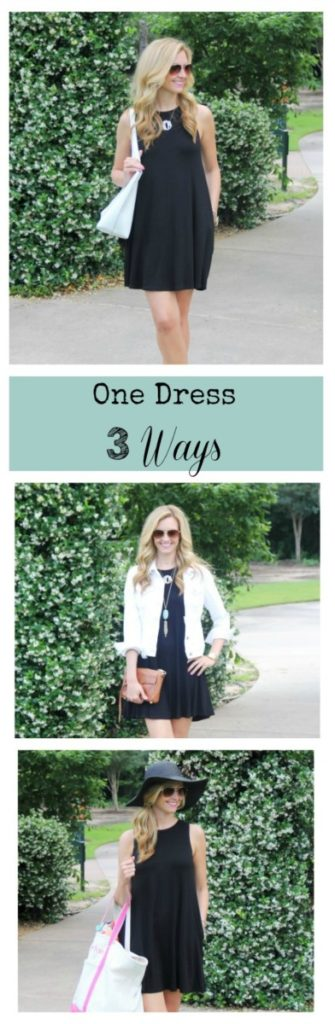 Swing Dress 3 Ways