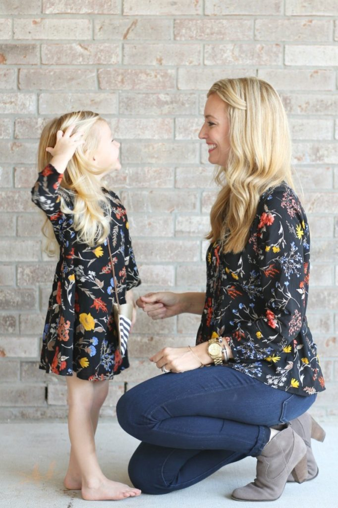 mini me style and giveaway