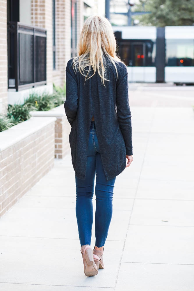open back sweater - The Best Black Friday Sales by Houston fashion blogger Haute & Humid