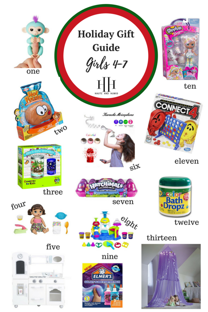 Christmas Gifts For Kids Gift Guide by Houston mom blogger Haute & Humid