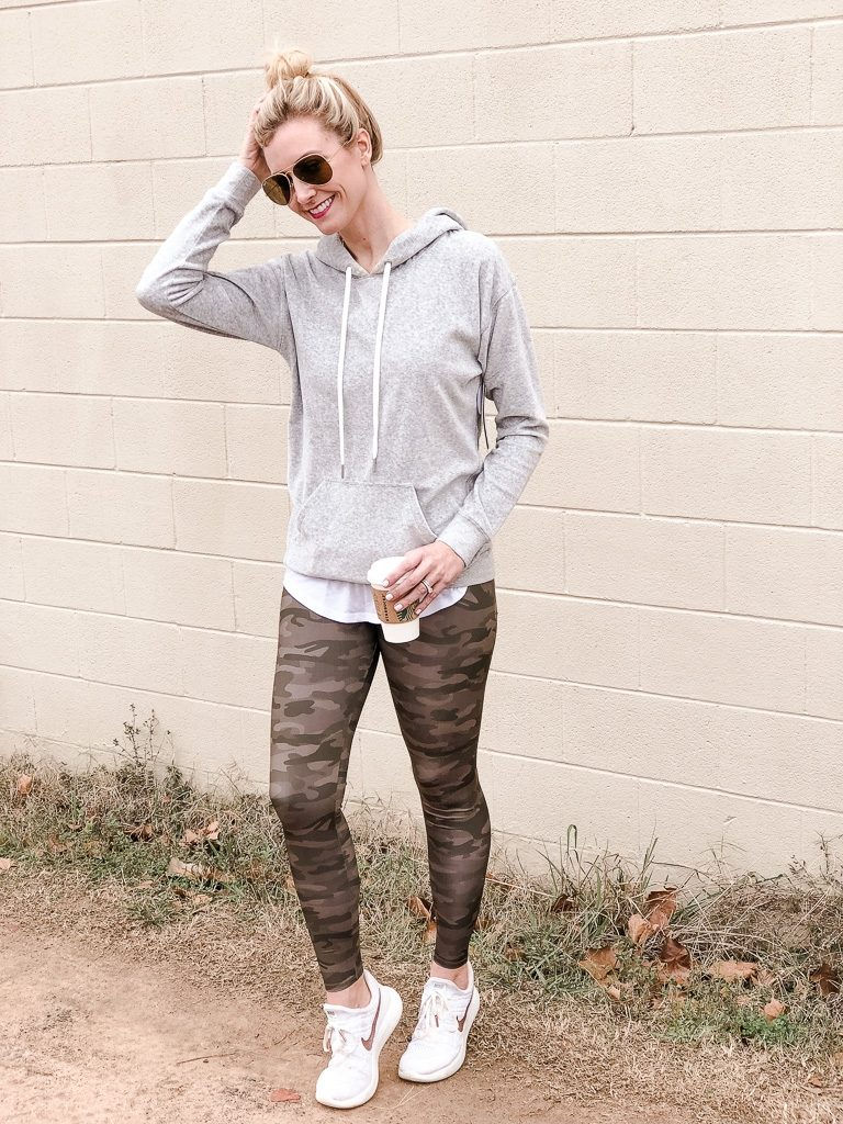 workout wagon - How I Start Working Out Again by popular Houston fashion blogger Haute and Humid
