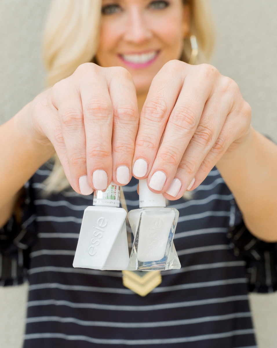 essie gel nail polish - Favorite Amazon Finds For March by popular Houston blogger Haute & Humid