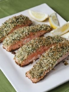 panko salmon | mommy and me looks | Adidas | 12 Easy Weeknight Dinners featured by popular Houston life and style blogger Haute & Humid