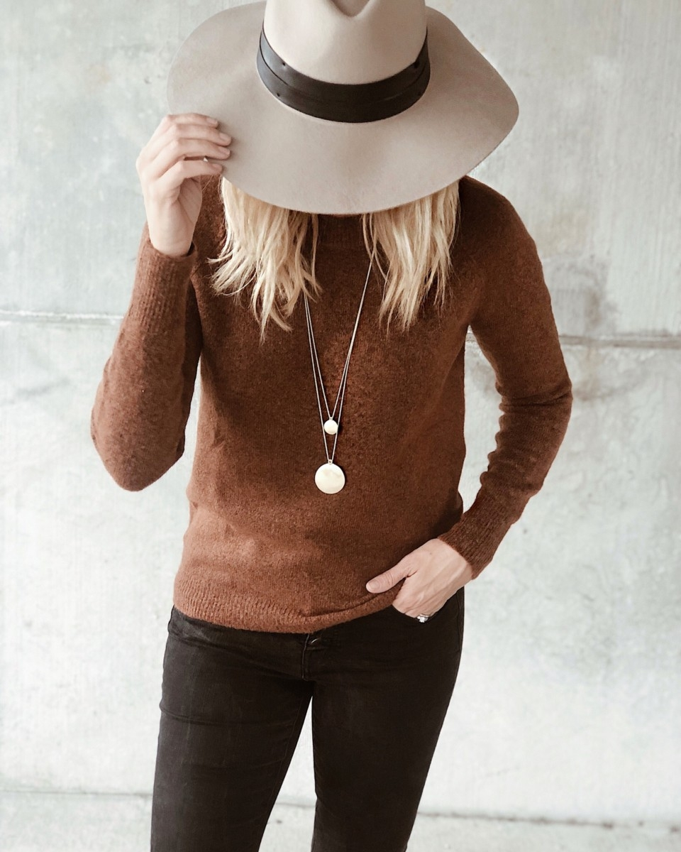 loft sweater | Instagram | Amazon | Nordstrom | Madewell | Hunters | Gucci | Chanel | Fall Fashion: Instagram Roundup featured by top Houston fashion blog Haute & Humid