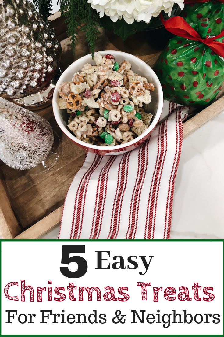 5 Easy Christmas Treats For Friends And Neighbors featured by top Houston lifestyle blog Haute & Humid