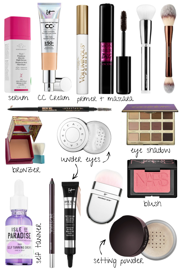 Quick Everyday Makeup featured by top US beauty blog Haute & Humid