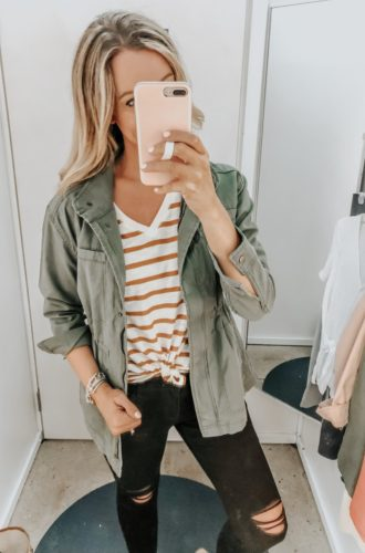 Old Navy Try On – August 2019