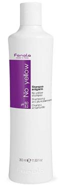 best purple shampoo | 15 Best Amazon Beauty Products by popular Houston beauty blog, Haute and Humid: image of No Yellow purple shampoo bottle.