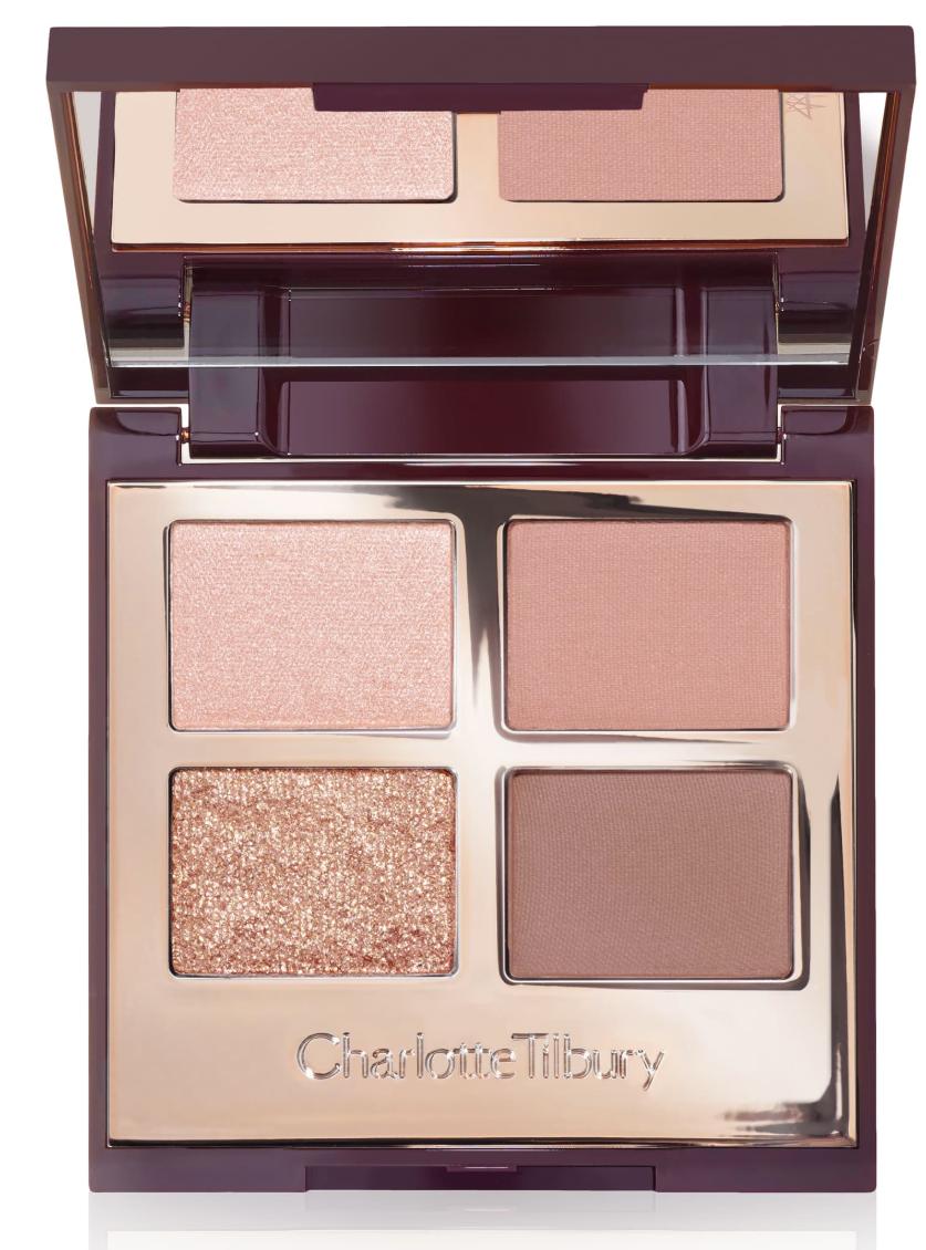 charlotte tilbury eye shadow   Nordstrom Makeup by popular Houston beauty blog, Haute and Humid: image of Charlotte Tilbury Pillow Talk eyeshadow.