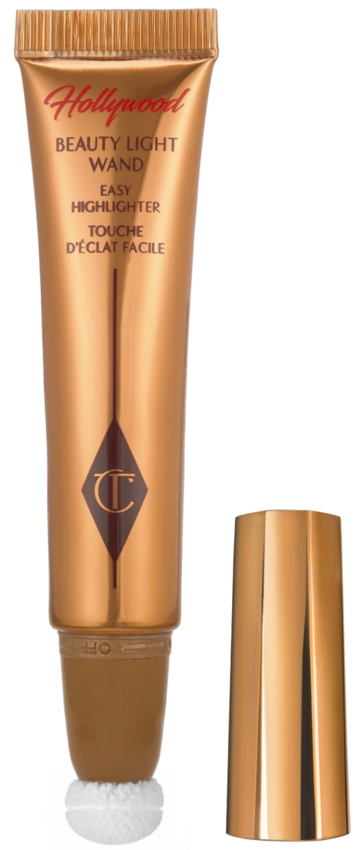 spring makeup routine   Nordstrom Makeup by popular Houston beauty blog, Haute and Humid: image of Charlotte Tilbury Hollywood beauty light wand.
