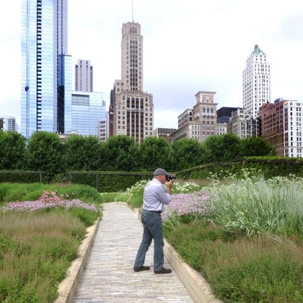 Craig OL – Millenium Park Chicago
