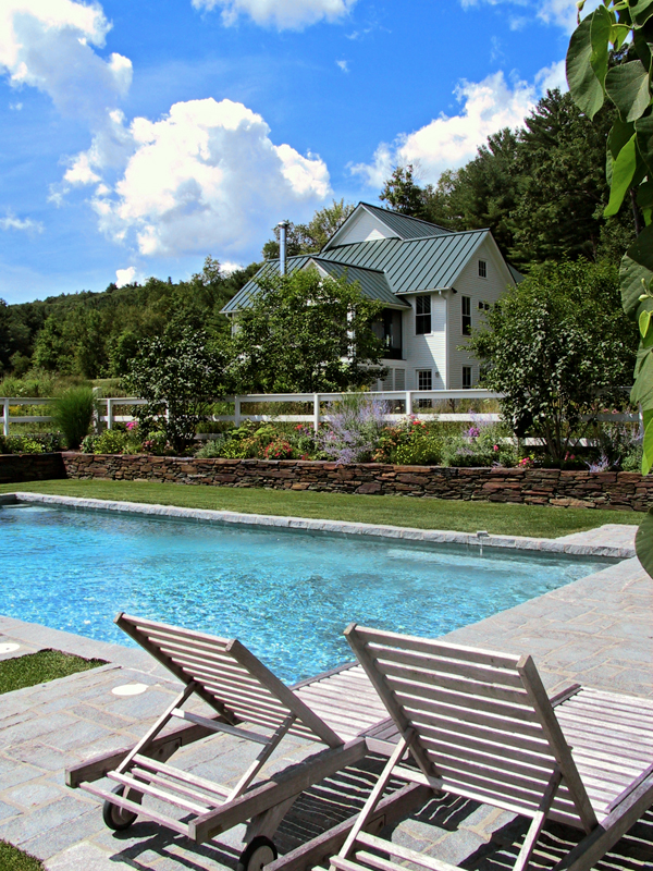 Berkshire country pool