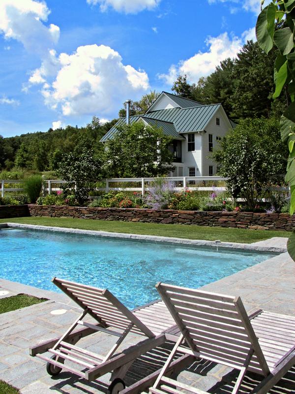 Berkshire country pool