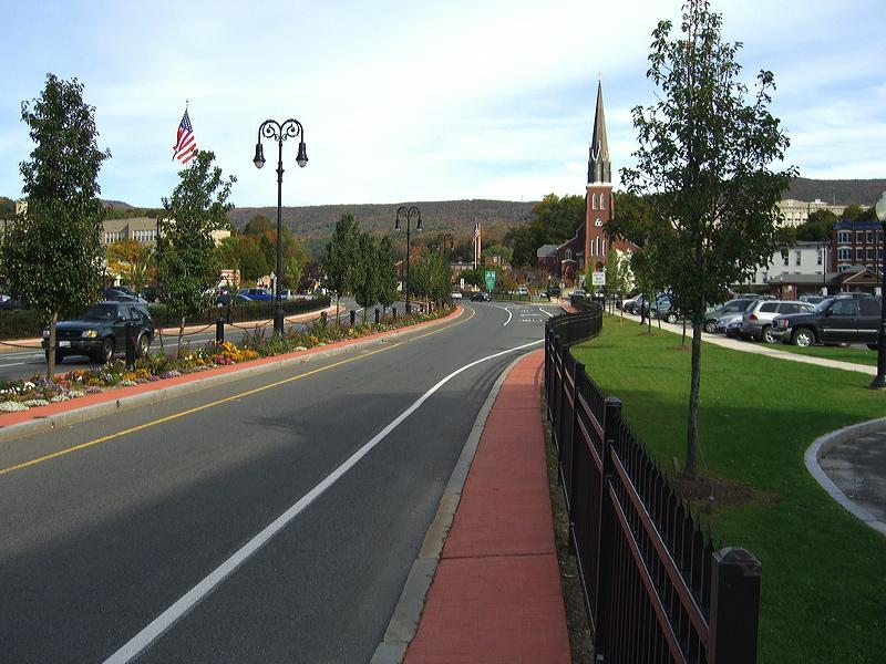 North Adams – Veterans Memorial Highway