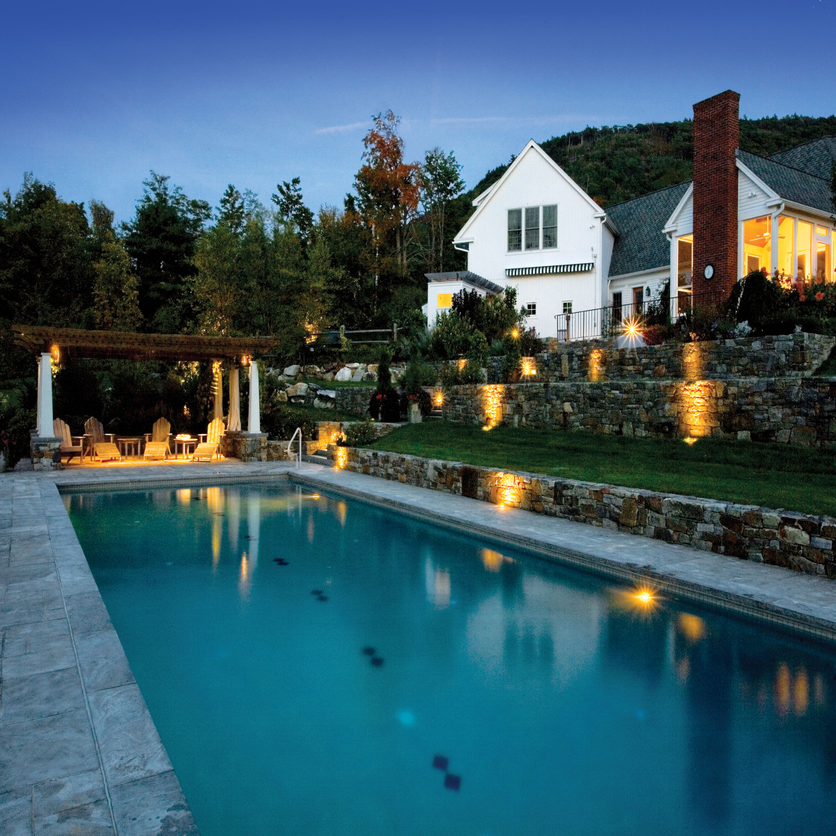 Alford-pool-evening-18′-x-50′