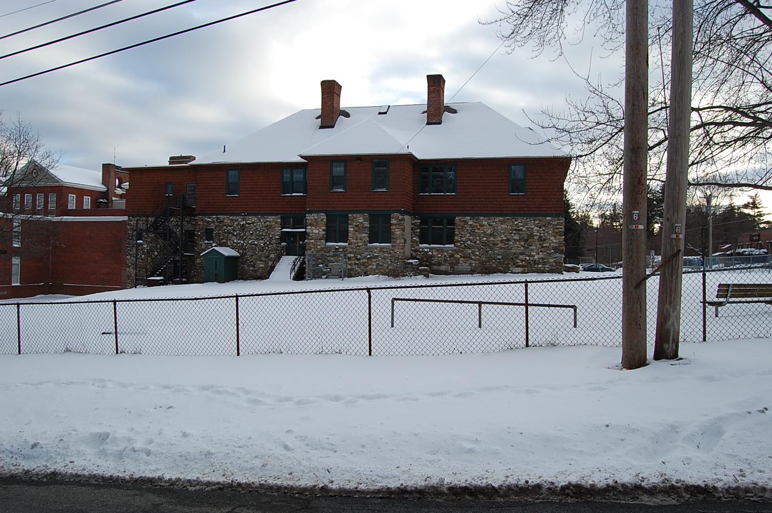 Bryant School 'before' 1