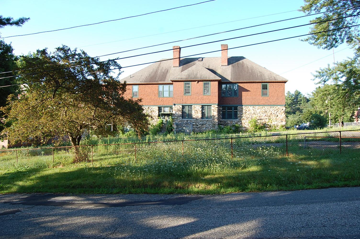 Bryant School 'before' 2