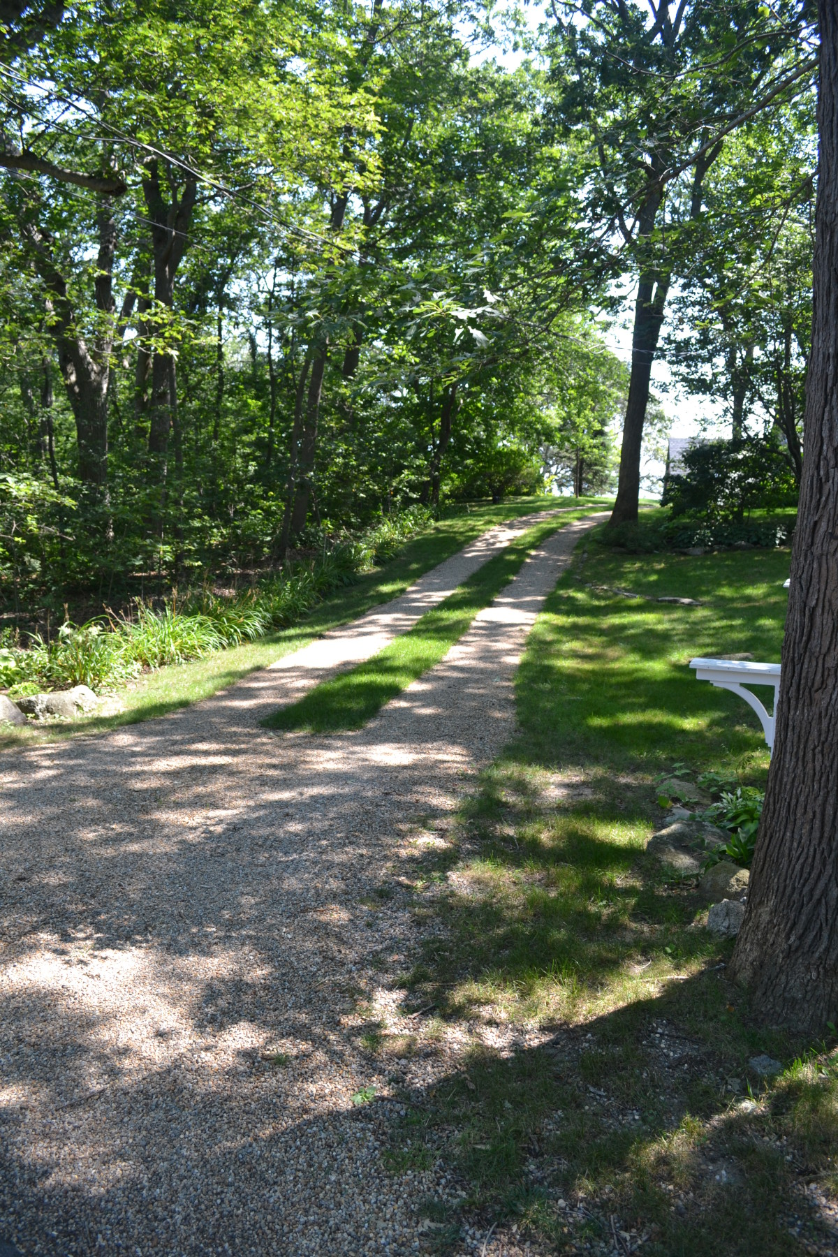 Nantucket – two track lane