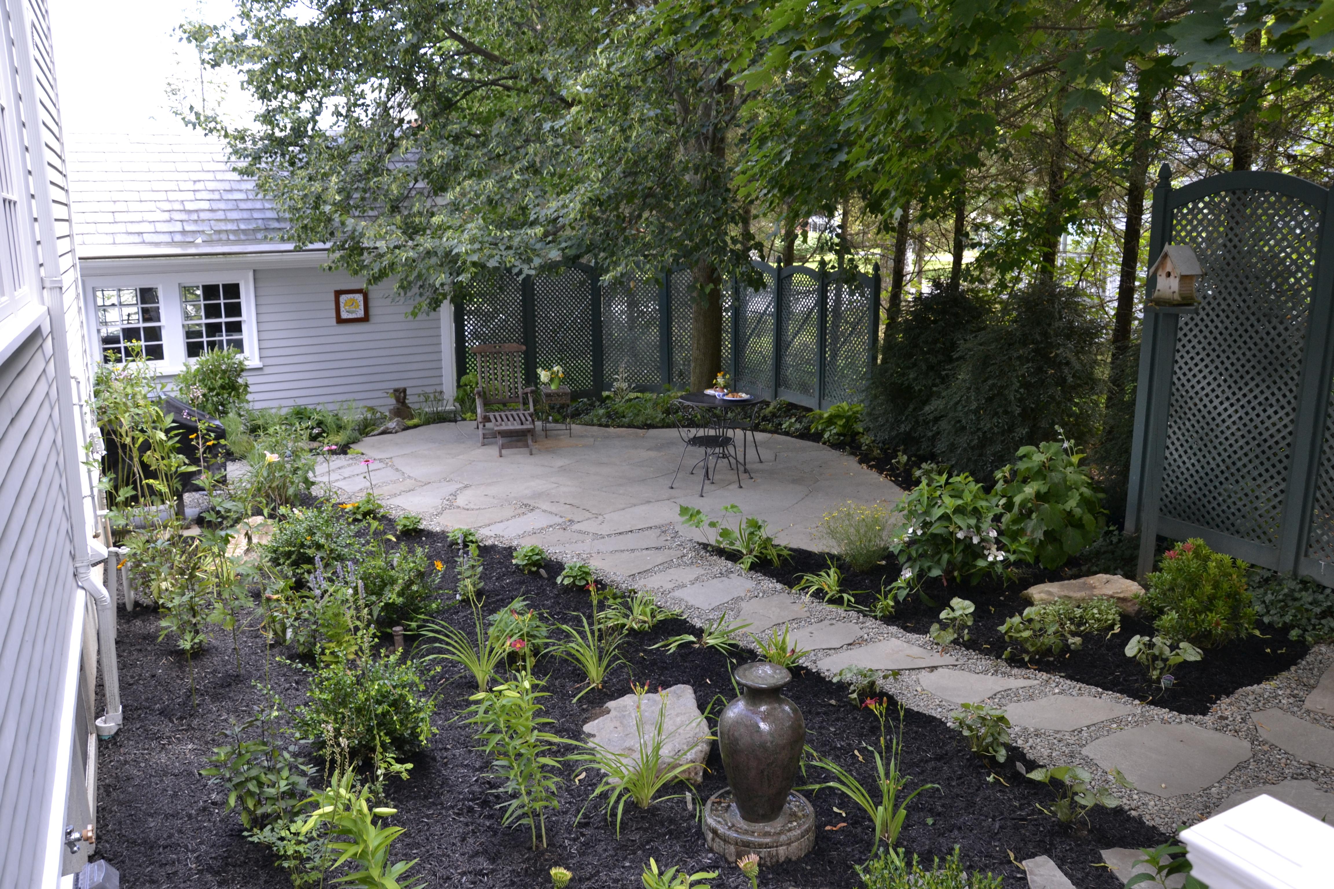Williamstown santuary garden 1