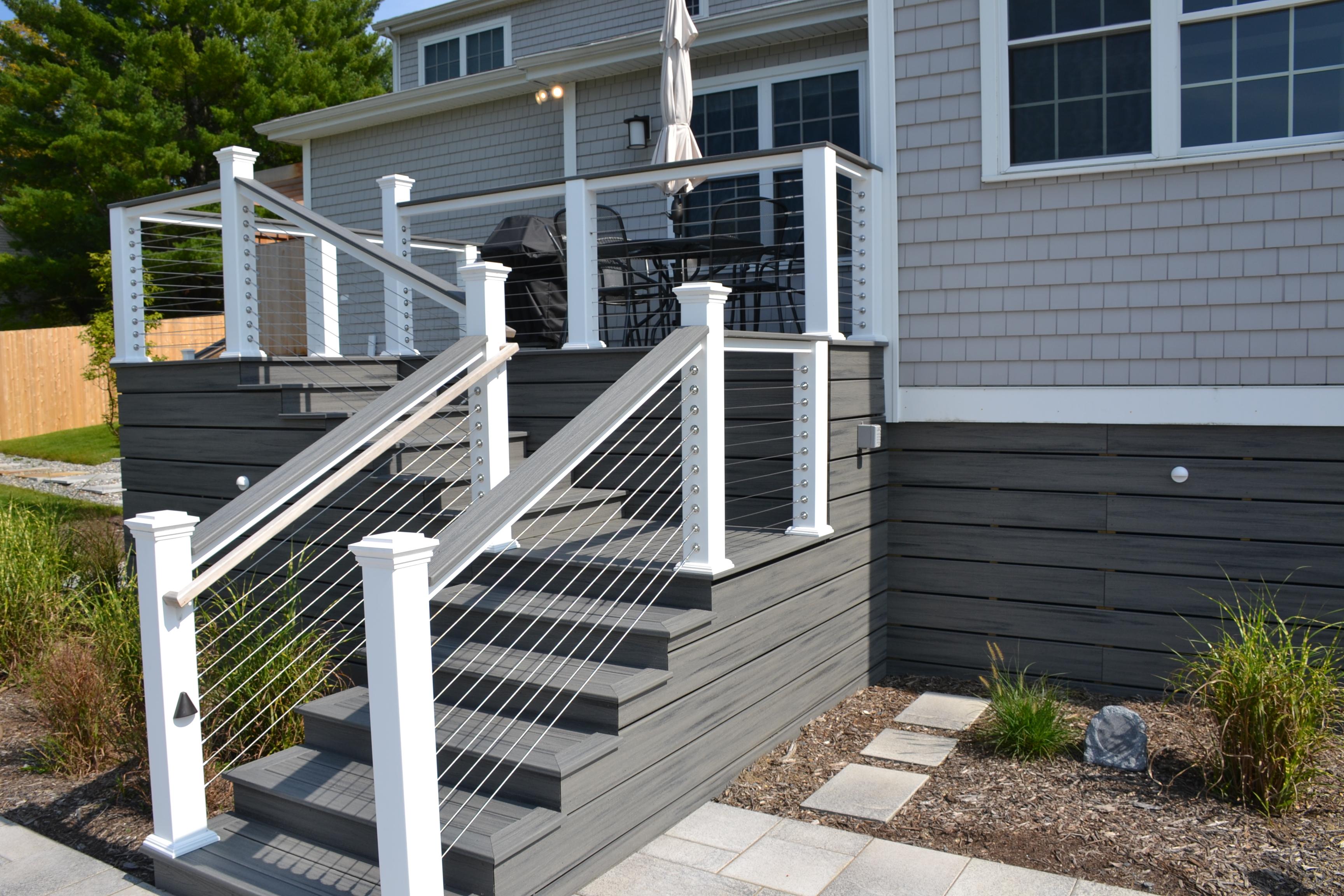 Stockbridge deck backyard after 4