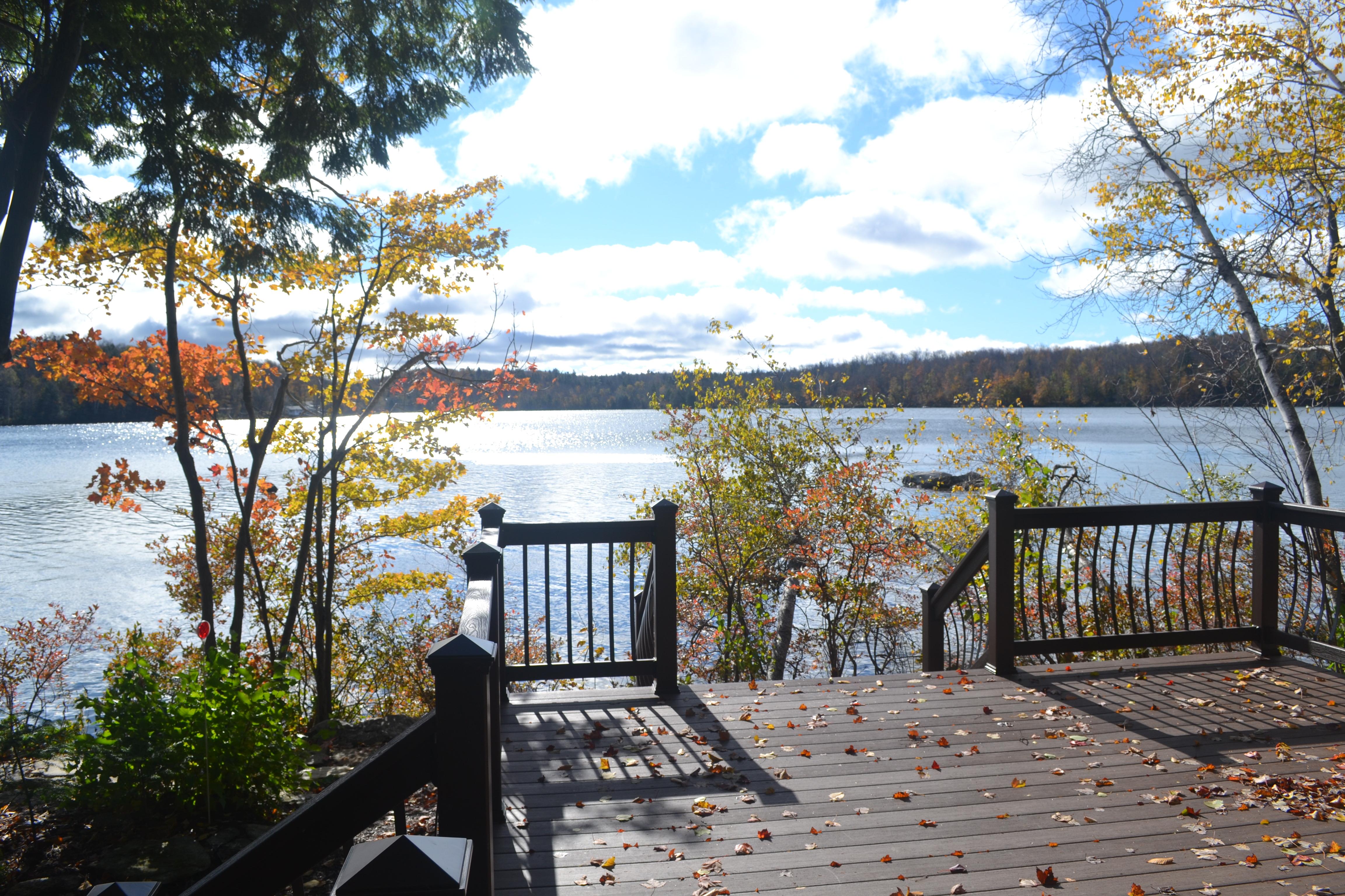 yokum pond deck permitting
