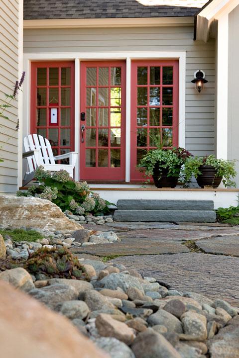 Rock-On-mud-room-entrance